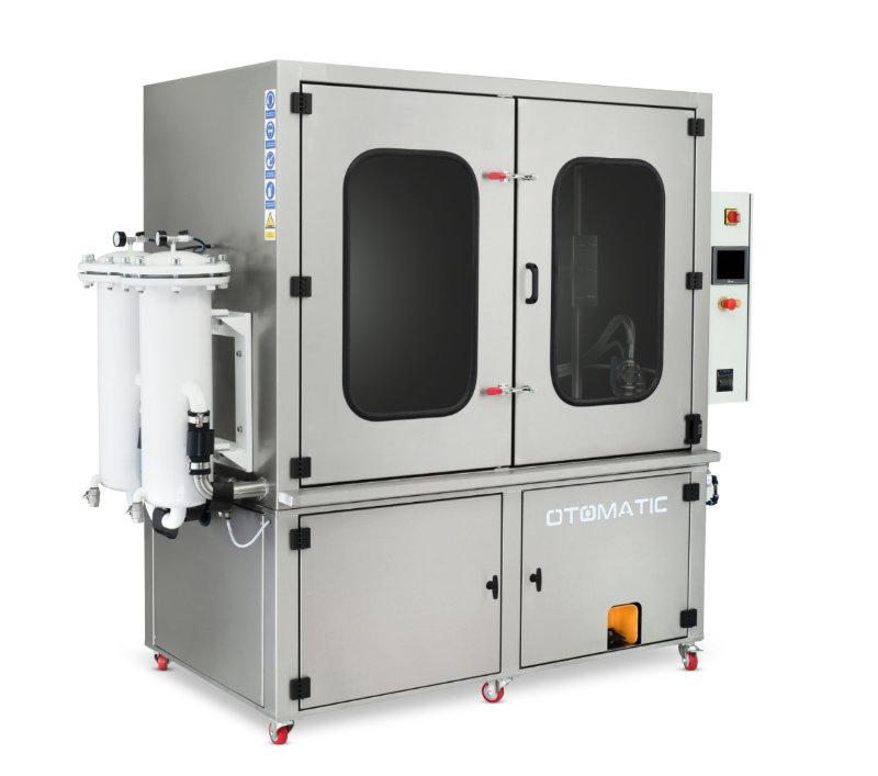 DPF-Reinigungsmaschine Premium