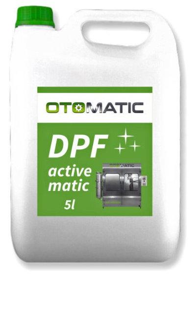 płyn do czyszczenia filtrów dpf active matic