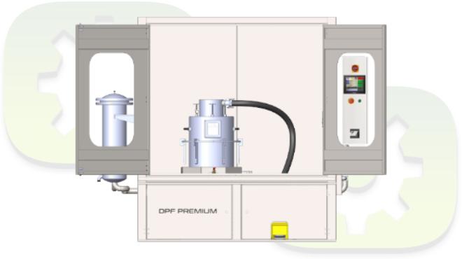 adapter dpf do filtrów euro 6