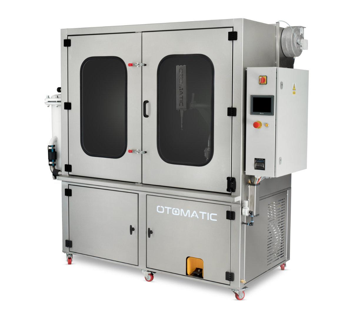 maszyna do regeneracji filtrów dpf