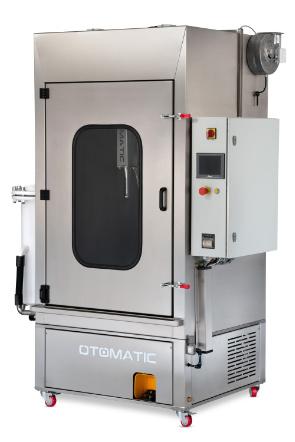 DPF washing machine Matic