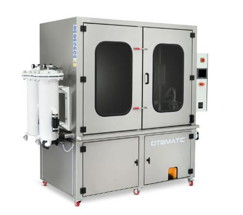 DPF cleaning machine Premium
